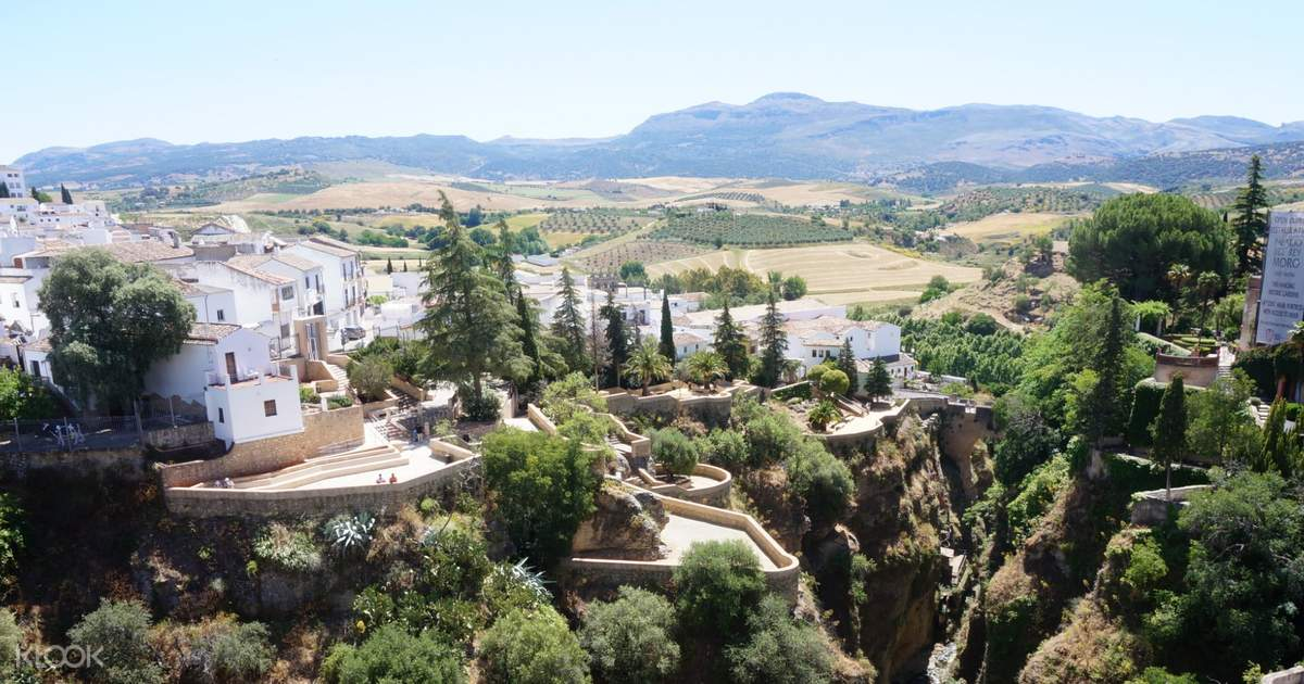 Ronda & White Villages Day Tour from Seville