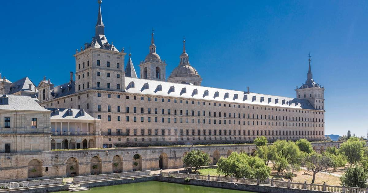 Royal Monastery of El Escorial Half Day Tour from Madrid