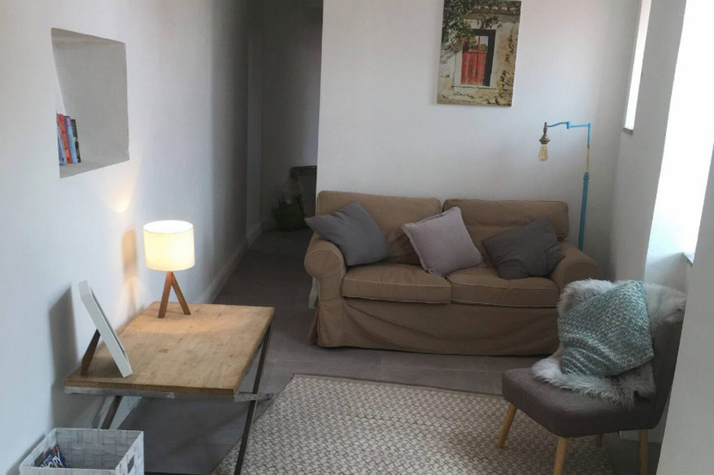 Cozy apartment on Airbnb in Gibraltar